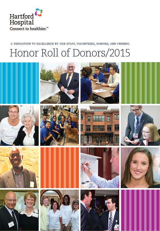 2015 Honor Roll of Donors