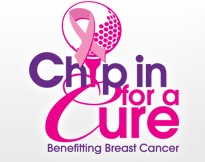 Chip in for a Cure logo